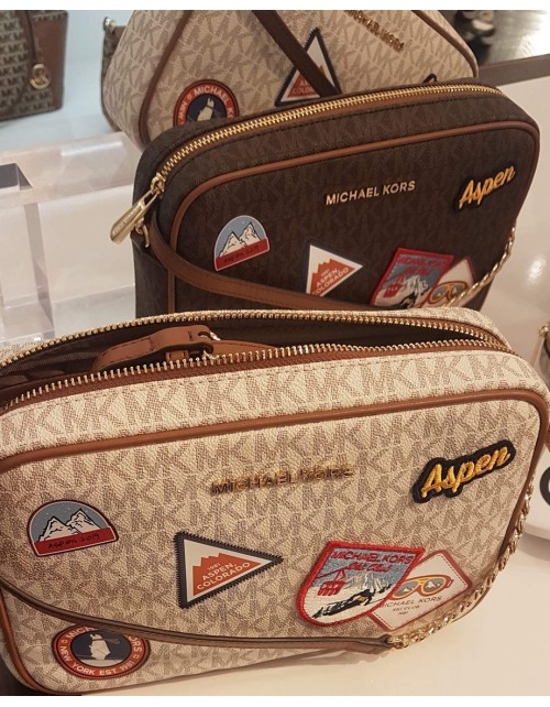Michael Kors LIMITED !!! ASPEN CROSSBODY HIT 2020